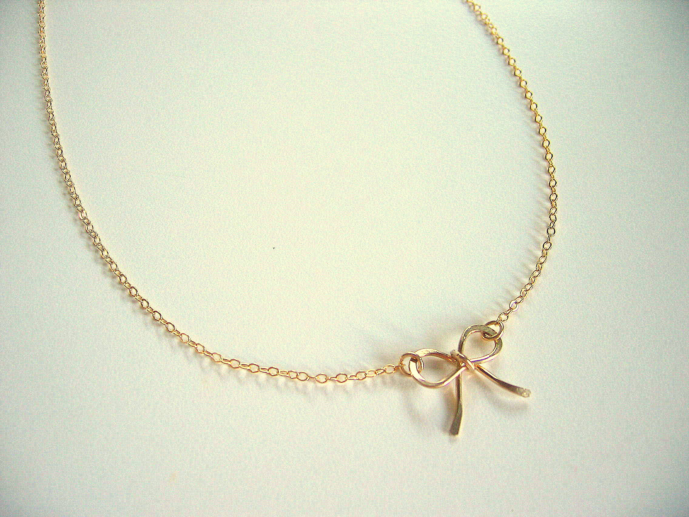 gold fullsizerender in necklace hooligan bow opal boutique pendant dainty products