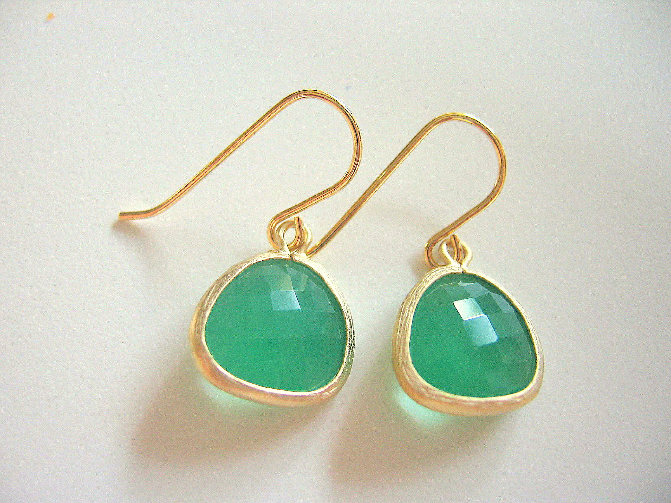 designs gold filled gf ripple edition limited soasa green grn earrings onyx product and dbl